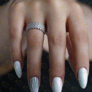 انگشتر پرنس نقره