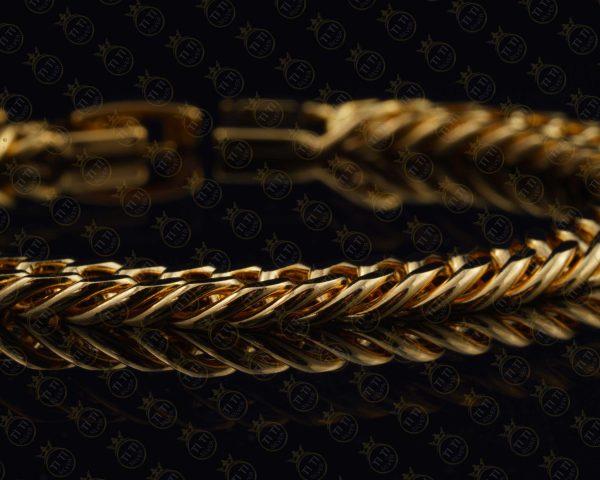 دستبند کارتیر زنانه | دستبند نقره دخترانه