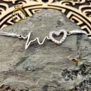 دستبند ضربان قلب دخترانه