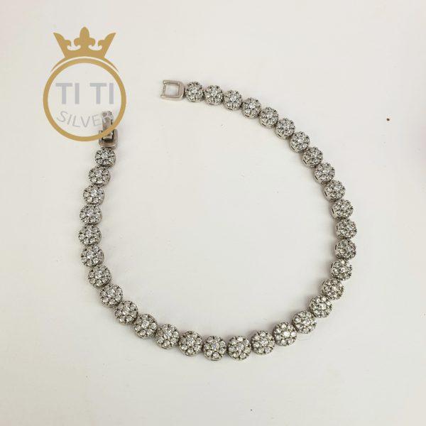 دستبند نقره خاص