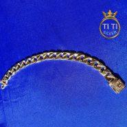 دستبند کارتیر زنانه استیل