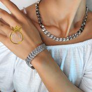 دستبند بدل زنانه شیک