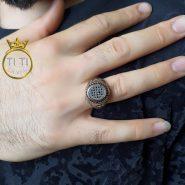 انگشتر مردانه اونیکس